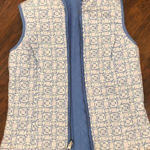 Vineyard Vines Reversible Vest